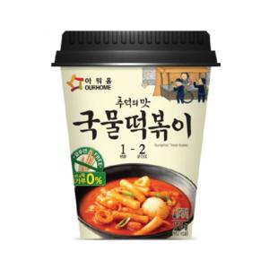 Instant Deukbokki Cup OurHome