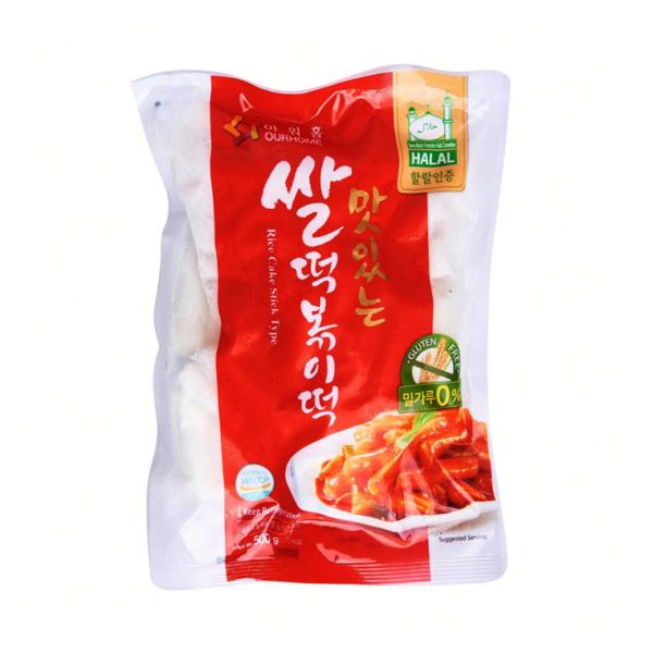 Rice Cake Toppoki