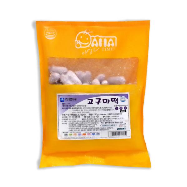 Sweet Potato Tteokbokki