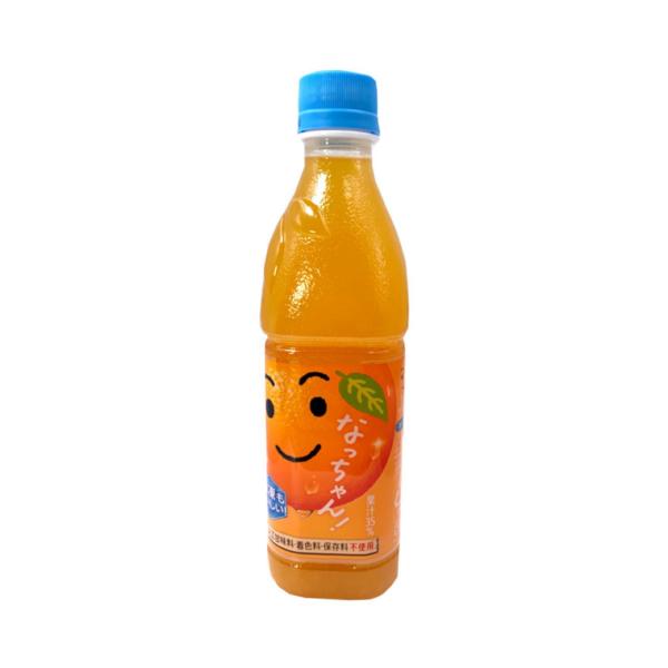 Nacchan Orange 425ml