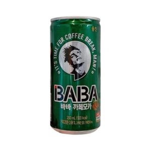 BABA Cafe Mocha 200ml