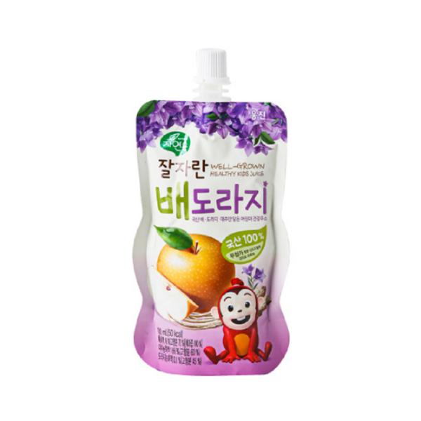 Well Grown Healthy Kids Juice100ml