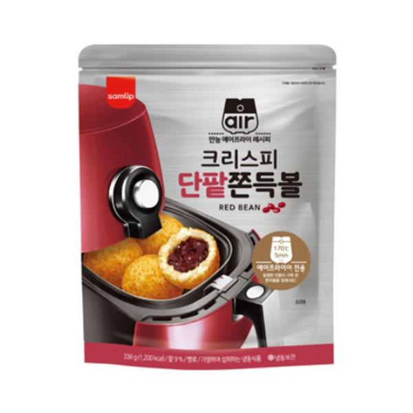 Frozen Red Bean Donut 336g