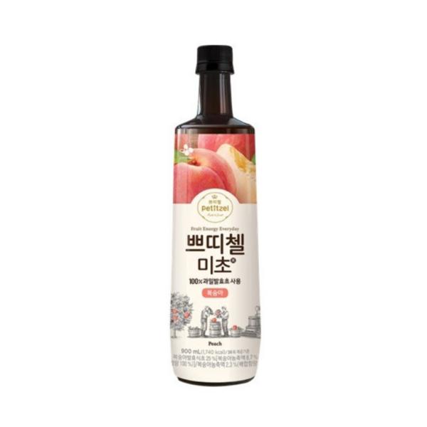 Vinegar Drink Peach 900ml