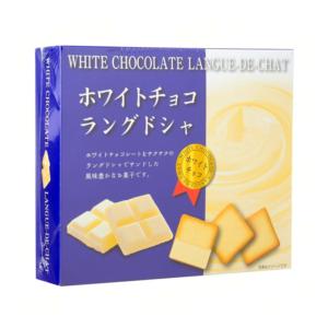 White Chocolate Langue de Chat 150g