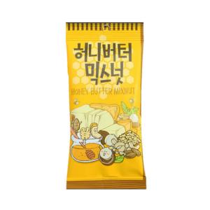 Honey Butter Mixnut 25g