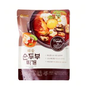 Seafood Soft Tofu Stew 300g
