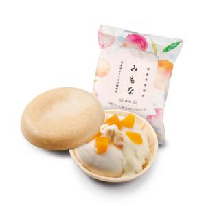 Mimona White Peach Ice & White Choco Sauce 90ml