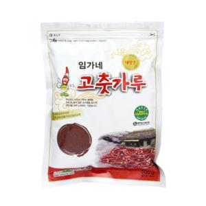 Red Pepper Powder for Kimchi 500g