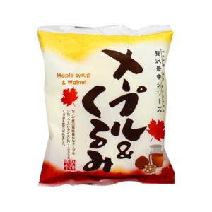 Zeitakumonaka Maple Syrup & Walnut 120ml