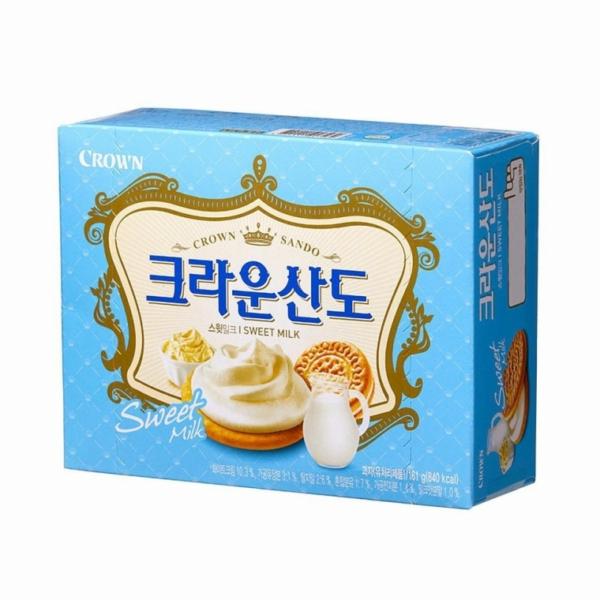 Crown Sando Sweet Milk 161g