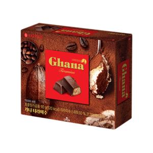 Ghana Tiramisu 90g