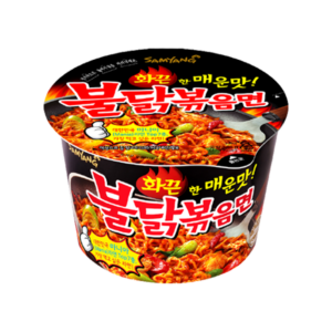 Hot Chicken Flavored Ramen Bowl