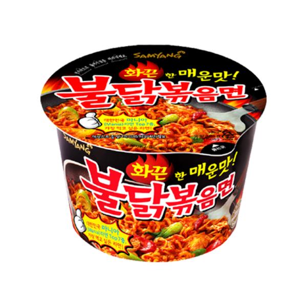 Hot Chicken Flavored Ramen Bowl