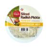 Sliced Radish Pickle (Sweet & Sour)