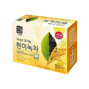 Green Tea with Brown Rice 60g