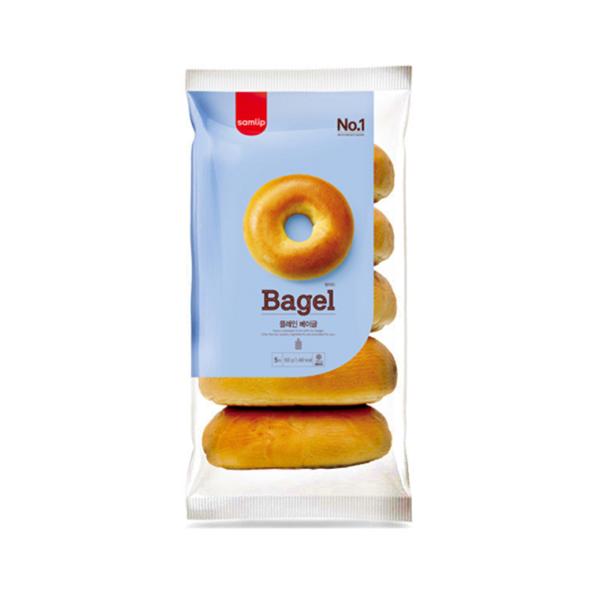 Plain Bagel 500g