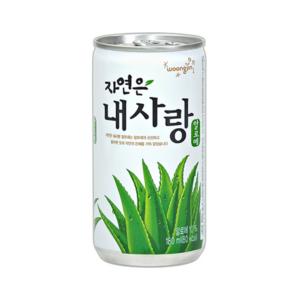 My Love Aloe Juice Can 180ml