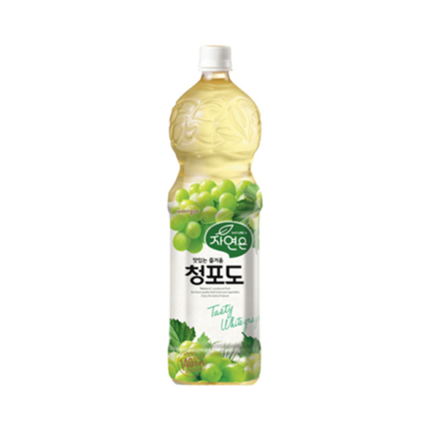 Nature's Green Grape Juice 1.5L