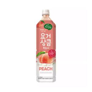 Nature's Peach Yogurt 1.5L