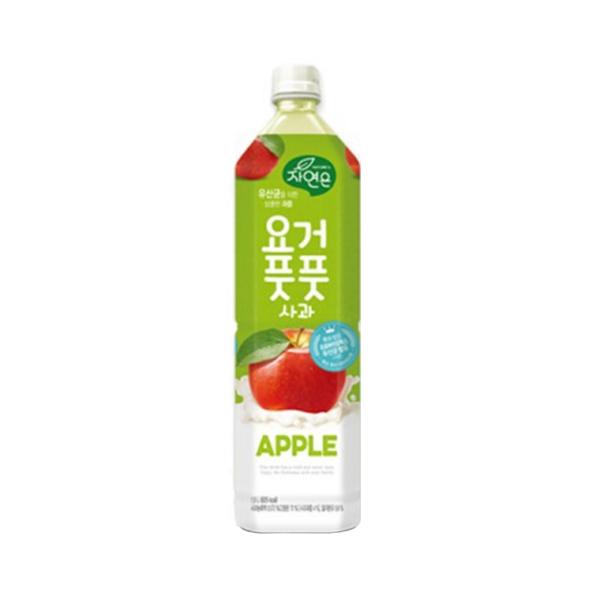 Nature's Yogurt Apple 1.5L