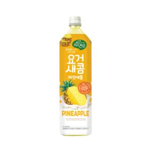 Nature's Yogurt Pineapple 1.5L