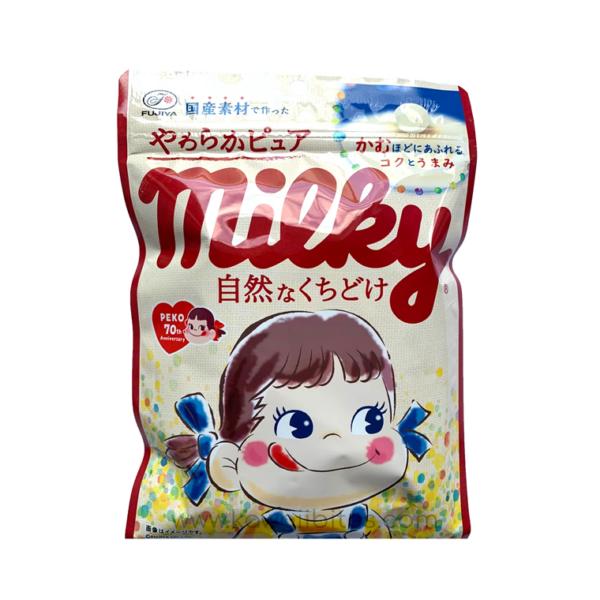 Fujiya Soft Milky Candy 80g