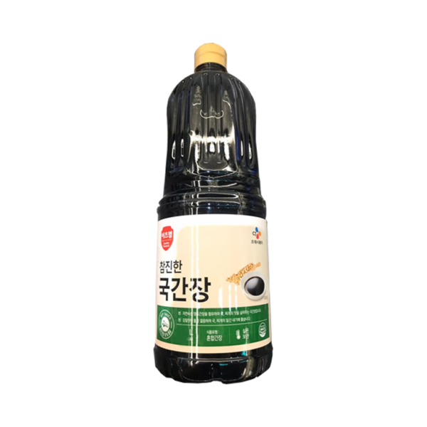 Soy Sauce for Soup 1.8L