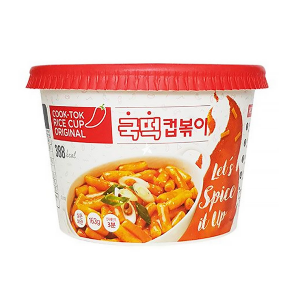 Cook-Tok Rice Cup Original 163g