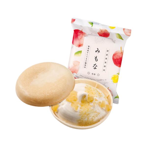 Mimona Fromage Ice, Apple & Yuzu 90ml