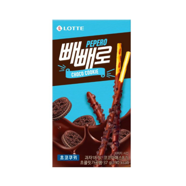 Lotte Pepero Choco Cookie 37g